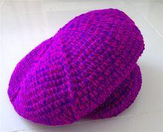 Beret Hat https://www.facebook.com/Shanny.Cafe.Crochet