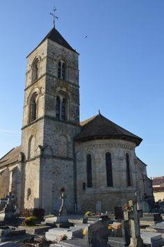 Eglise Saint-Réol te Ambonnay (Marne 51)
