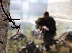 Levon Mirzoyan de 19, un militar del ejército Karabaj, fue fatalmente herido y murió en una sección oriental de la línea de contacto tras fuego abierto desde la parte azerbaiyana a las 17:15 hora local el martes.