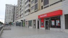 Balcão Banco BIC Sacavém, Portugal