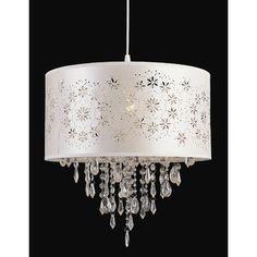 $104.03 - TransGlobe Lighting 1 Light Drum Pendant