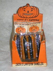 Vintage Halloween Japan Halo Jack O Lantern Candles IOB Search This is for a original box of Halo Jack O Lantern Candles 9 packages of 5 candles 1 is missing top tag all have some warpage from heat o Halloween Candles, Halloween 2, Halloween Season, Vintage Halloween, Well Seasoned, Candle Lanterns, Holidays And Events, Ephemera, Fall Decor