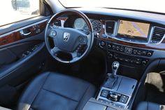 Hello Luxury: 2014 Hyundai Equus