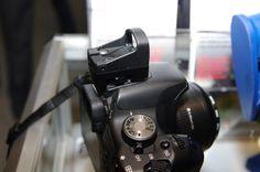 Shield FastFinder Red Dot Mount for Cameras(Hot-Shoe)
