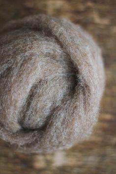 Shetland Wool Roving Shetland Wool, Lord Is My Shepherd, Textures Patterns, Yarns, Fiber Art, Sheep, Taupe, My Etsy Shop, Cabin