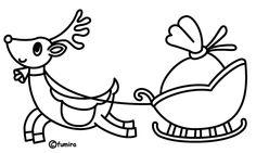 ソリをひくトナカイ(ぬりえ) Christmas Cards, Merry Christmas, Japanese New Year, Xmas, Christmas E Cards, Merry Little Christmas, Xmas Cards, Wish You Merry Christmas, Christmas Letters