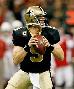 Drew Brees in action! By cardinals17 on Flickr. #whodat #saints #nola
