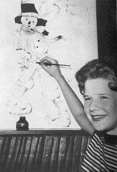 Janis adorava desenhar e pintar e teve os seus quadros expostos em um pequeno café em Port Arthur no Texas.