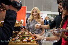 Behind the Scenes at Cupcake Wars