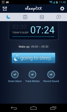 iphone tracking sleep