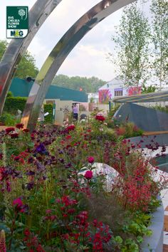 RHS Chelsea Flower Show - Show Garden - Positively Stoke-on-Trent Bartholomew Landscaping & Stoke-on-Trent City Council Partnership