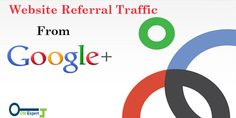 Everyone does not have an audience active on Google+, the number of people who interact or connect socially with any Google products now reportedly exceeds 500 million on a monthly basis. Traffic from Google+ has started to appear significant comparison with Facebook.