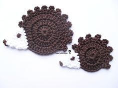 Crochet patches - 287 unique products to buy online at DaWanda / PURCHASED PRODUCT for sale