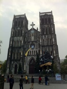 St Josephs Cathedral, Hanoi