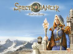 Play #SpectromancerTruth&Beauty. In Spectromancer, an online fantasy card game, players participate in a magical duel against other mages by strategically summoning creatures and casting spells.