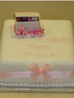 Christening & Other Religious Cakes