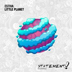 Image result for estiva - little planet Sonic Blast, Little Planet, Trance, Album Covers, Planets, Graphics, Image, Charts, Graphic Design