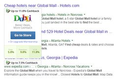 How to search for cashback, coupons and deals on Google and find out how much to earn in Cashback!