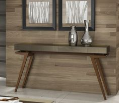 2807 MH  Tall Console table