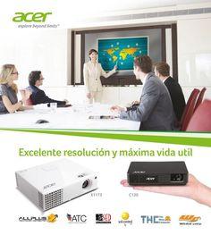 Disfruta de todo lo mejor de la tecnología con Acer