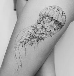 26 unique and inspiring celebrity tattoos - tattoo - . - 26 unique and inspiring celebrity tattoos - 26 unique and inspiring celebrity tattoos - tattoo - . - 26 unique and inspiring celebrity tattoos - Flower Hip Tattoos, Leg Tattoos, Body Art Tattoos, Tattos, Tattoo Flowers, Rib Cage Tattoos, Floral Hip Tattoo, Water Tattoos, Sea Life Tattoos