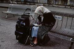 França (1989). Foto: Steve McCurry