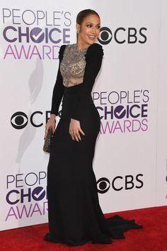 Jennifer Lopez People's Choice Awards 2017 5