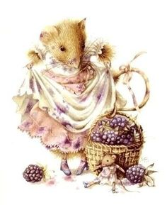 Vera The Mouse Artist Marjolein Bastin by goldie