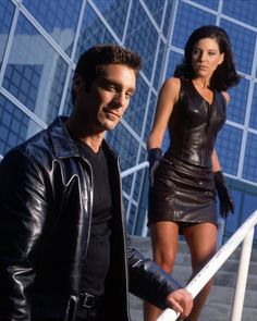 The Pretender:-)!! This was and still is one of the sexiest shows!!:-)