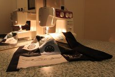 How to Make a T-Shirt Quilt for Beginners a Step-by-Step Guide: Binding & Stitch the ditch