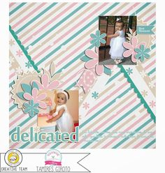 Scrapbook by Tamy- DIY, Coisas fofas e tudo sobre Scrapbook artesanal, híbrido e digital!: LO Delicated. Kit Delicated- by Danny Mota