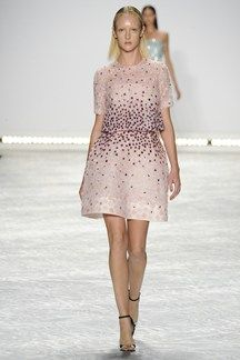 Monique Lhuillier  Spring 2015 - Ready to wear - NYFW