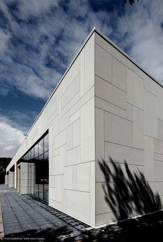 Sistemas de Fachadas   Materiales para fachada de centros comerciales   http://sistemasdefachadas.com