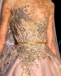 Elie Saab incredible details