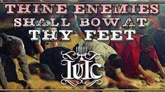 The Israelites: Thine Enemies Shall Bow At Thy Feet