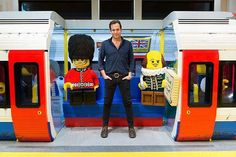 We had so much fun yesterday with Batman himself @arnettwill & crew of the #LEGOBatmanMovie in London! Catch up on the live Q&A on our Youtube channel: lego.build/LEGOBM