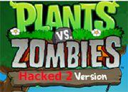 Plants vs Zombies Hacked 2