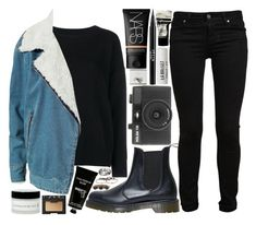 """she didn't do anything"" by velvet-ears ❤ liked on Polyvore featuring NARS Cosmetics, Frame Denim, Dr. Martens, Estradeur, Paige Denim, Holga, L:A Bruket, Stila, Henri Bendel and TokyoMilk"
