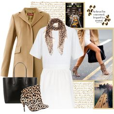 leo the boots by bodangela on Polyvore featuring Osman, MaxMara, MANGO and Alexander McQueen