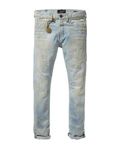 Lot.22 Ralston - Stake-Out   Denims - Non Fashion   Men Clothing at Scotch & Soda