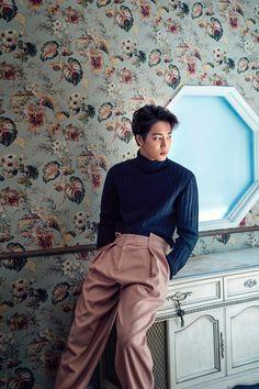kai for arena homme+ Chanyeol, Kyungsoo, Tao, Kris Wu, Kim Kai, Exo Korea, Kim Jong Dae, Exo Official, Dancing King