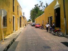 Izamal, Yucatan, Pueblo Magico de Mexico