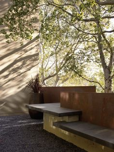 NDA 2014 Landscape Architecture winner Andrea Cochran - Peninsula Residence - on The National Design Awards Gallery
