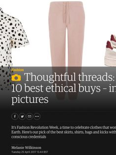 The Guardian - Ethical Buys  Press | Lost Property of London
