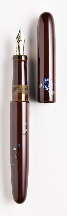 The finest handmade fountain pens from Japan