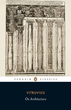On Architecture (Penguin Classics) by Vitruvius