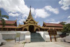 Mandalay - Royal Palace, #Myanmar