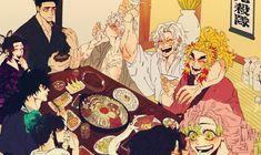 """🌪개 いぬ🌪 on Twitter: """"건배!… """" Demon Slayer, Slayer Anime, Anime Demon, Manga Anime, Tracing Art, Demon Hunter, Otaku, I Love Anime, Anime Characters"""