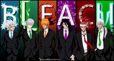 Bleach : Boys (y)