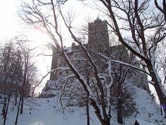 Bran Castle by Paul White, via 500px